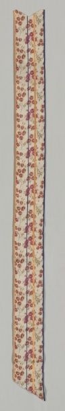 Ribbon France 1870s  | Cleveland Museum of Art