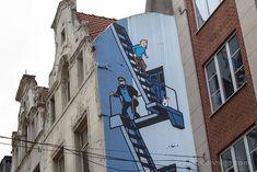 Tintin, el periodista viajero más famoso del cómic belga
