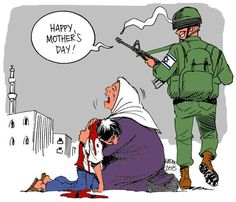 May every singel one of you involved in THIS war crime rot in hell!! #freepalestine