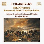 John J. Puccio at Classical Candor reviews Tchaikovsky: 1812, with Theodore Kuchar and the National Symphony Orchestra of Ukraine on a Naxos CD.