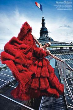 "Vogue Paris ""Paris Mon Amour"" (aug 2012) ~ Styling: Emmanuelle Alt"
