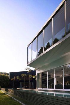 KSK LUXURY Connoisseur || Gallery of Black & White House / Formwerkz Architects - 7