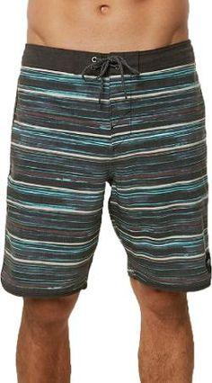 e71bccacd5 O'Neill Men's Trippin' Cruzer Board Shorts Black 36 In Waist Mens  Boardshorts,