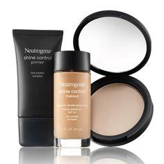 Neutrogena®  Neutrogena® Shine Control Primer  - 5 Faves for Fall on InStyle
