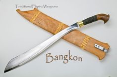 Filipino Bangkon Sword