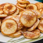 gegrillter Tafelspitz in Churrasco Marinade Banoffee Pie, Poffertjes, Steak, Food And Drink, Vegetables, Nutella, Toffee Sauce, Meat, Pancakes