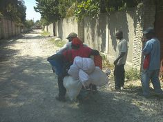 How much can you take on a Moto TapTap in Haiti!  A lot!