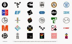 modernist logo - Pesquisa Google Paul Rand Logos, Rand Paul, Corporate Logo Design, Famous Logos, Branding, Logo Google, Brand Names, Graphic Design, Google Search