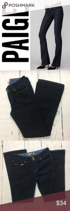 "Paige Hidden Hills Jeans in Dusk ✔️Color: Dusk ✔️Like New Condition! ✔️73% Cotton•23% Elasterell ✔️Inseam: 32.5"" PAIGE Jeans"