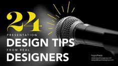 24 Design Tips from Real Designers