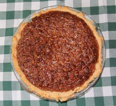 Old-fashioned Southern Pecan Pie | In a Southern Kitchen