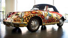 .Janis Joplin's 1964 Porsche Cabriolet is up for grabs >> http://robbreport.com/automobiles/janis-joplins-porsche-set-top-charts-rm-sothebys-auction?utm_channel=social&utm_content=buffer36177&utm_medium=social&utm_source=pinterest.com&utm_campaign=buffer