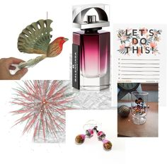 Pink Awareness Month by gail-brigham on Polyvore featuring beauty and Reclaimed Vintage