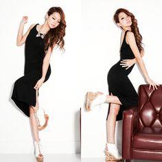 U Back Maxi Dress - $21.11 on @ClozetteCo