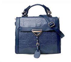 wholesale Wholesale Stylish trend personalized wholesale messenger bags  blue