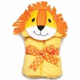 #Lion Hooded Towel Birthday Gift