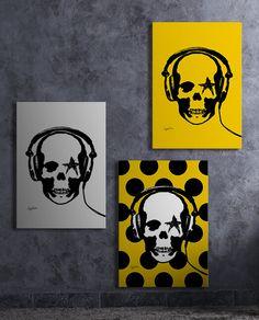 Craig Garcia's pop art give spice to your lifestyle. インテリア全体をグンとセンスアップさせるポップアート。 ハイセンスなクレイグ・ガルシア作品を、安価でディスプレイできるハイクオリティなアートペーパーをご用意しております。