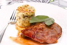 Saltimbocca ✦ Saltimbocca alla romana on italialainen ruokalaji, jonka nimelle on hauska selitys. Nimi tulee italian sanoista saltare eli hypätä ja bocca eli suu. Ruoka siis suorastaan hyppää suuhun, mikä kertoo sen herkullisuudesta. http://www.valio.fi/reseptit/saltimbocca/