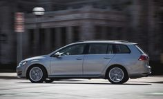 2015 Volkswagen Golf SportWagen 1.8T TSI Automatic - Photo Gallery of Instrumented Test from Car and Driver - Car Images - Car and Driver