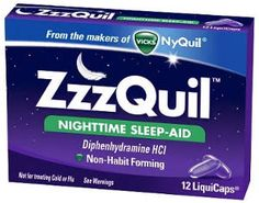 FREE Zzzquil Nighttime Sleep-Aid Liquicaps on http://www.icravefreebies.com/