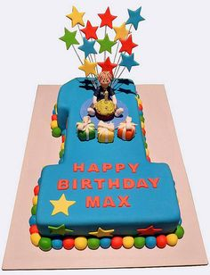 322 Best Cakes 1st Birthday Images In 2019 Fondant Cakes