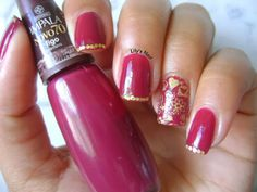 Lily's Nail: Figo da Impala + Protector Nail