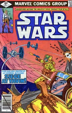 Marvel Star Wars Issue 25