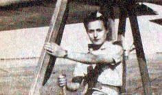 Stela Huțan, pilot de avion în cel de-al Doilea Război Mondial