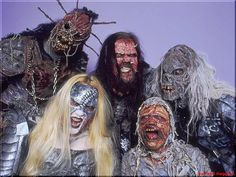 Flickr Lordi Band, Broody, Black Angels, Power Metal, Music Clips, Alternative Music, Hard Rock, Heavy Metal, Halloween Face Makeup