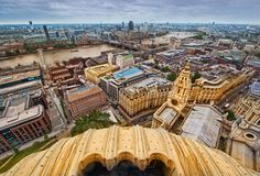 Old London from above - Trey Ratcliffe