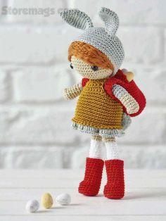Simply Crochet Issue 29 2015 - 轻描淡写 - 轻描淡写