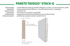 PARETE TAVEGO STACK-G