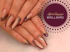 #brillbird #nails #nailart