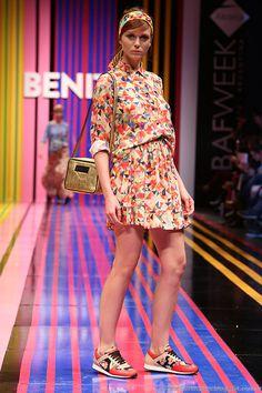 Benito Fernandez primavera verano 2015 moda Argentina 2015.