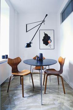 Designer-lejlighed på 42 kvadratmeter | Boligmagasinet.dk