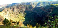Paseando por el interior de la Caldera de Bandama (Gran Canaria)