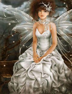 fairy or angel? Fairy Dust, Fairy Land, Magical Creatures, Fantasy Creatures, Kobold, Fairy Pictures, Love Fairy, Beautiful Fairies, Fantasy Artwork