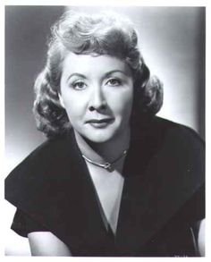 "Vivian  Vance (1909 - 1979) Played Ethel Mertz on the TV series ""I Love Lucy"". Born in Cherryvale, Kansas"
