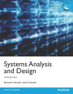 Systems analysis and design : global edition