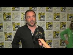 """[VIDEO] Mark Sheppard interview.  Mark makes a point that I've said for a long time: Crowley is not exactly a """"VILLAIN"""".  I don't think he fits that cookie-cutter description.  Crowley does what's in CROWLEY's best interests, whether that is overall seen as good or bad depends on the situation."""