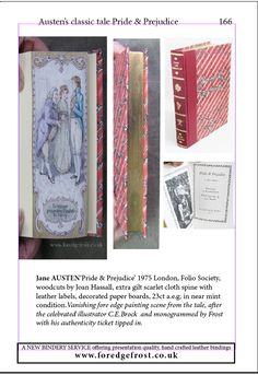 Leather Label, Painting Edges, Pride And Prejudice, Frost, Scene, Paper, Classic, Check, Books