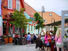 Stavanger, Norway ... been there!