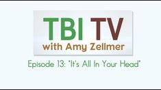 In this episode of TBI TV Amy talks about the effects of neuro fatigue after a brain injury. Your Head, Brain Injury, Tv, Television Set, Television