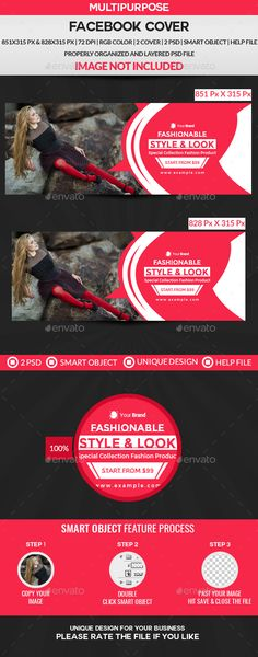 PSD files 2 Unique Design X X Help Guide Included Free Fo Facebook Cover Template, Facebook Timeline Covers, Facebook Paid Ads, Free Website Templates, Fb Covers, Web Design, Graphic Design, Drawing S, The Help