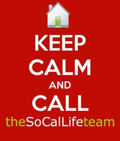Need to buy or sell a home in Orange County? We're here to help! 949-246-2078  or 949-413-6967