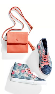 ZIPPY Shoes & Accessories High-Top Sneakers #5620669 Shoulder Bag #5634510 #zyspring16 Find it here!