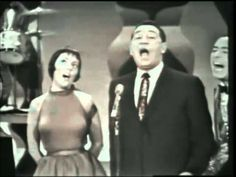 Louis Prima - Just a Gigolo & I Ain't Go Nobody - The band in full tilt w/ Keely Smith and Sam Butera on Sax.  Just Great!