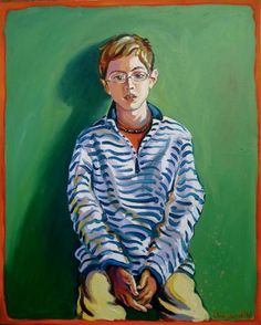 Portrait of Dan by Hugo - Use the 'Create Similar' button to commission an artist to create your own artwork.