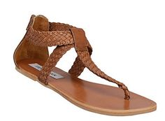 Steve Madden leather sandals (with an exclusive 10% discount!)