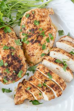 The BEST Stovetop Chicken Breast - Yellow Bliss Road
